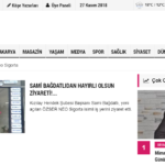 Hendek Haber - ÖzserNeo