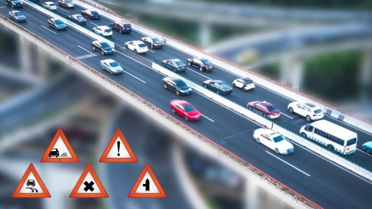 Trafikte Bunlara Dikkat Edin!