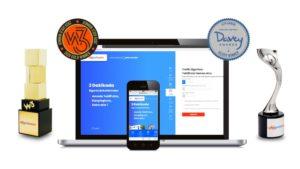 Dijipol.com Web Dünyasının En Prestijli Tasarım Ödüllerine Layık Görüldü